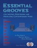 Essential Grooves for Writing, Performing, and Producing Contemporary Music
