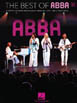 The best of Abba HL00307094 PIANO VOCAL GUITAR  אוסף של להקת אבבא