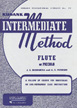 Rubank Intermediate Method - Flute or Piccolo (HL 04470210)