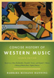 Concise History of Western Music (Fourth Edition) ISBN9780393932515 היסטוריה  של מוזיקה מערבית