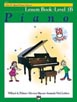 Alfred's Basic Piano Library Lesson Book Level 1B+CD