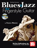 Blues & Jazz for Fingerstyle Guitar (Book/CD Set) 99397BCD פינגרסטייל בלוז וג'אז