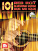 101 Red Hot Bluegrass Guitar Licks 99445BCD בלוגראס