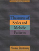 Thesaurus of Scales and Melodic Patterns by Nicolas Slonimsky (HL 14033441)