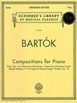 Bartok, Compositions for Piano (HL50481612) אוסף ברטוק לפסנתר